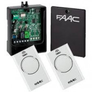 FAAC - KIT RADIO XR4 868 12,24, 230V