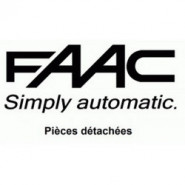 FAAC - KIT DUO 2 RAIL A CHAINE 2600MM