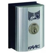 FAAC - CONTACTEUR A CLE T10E N 8