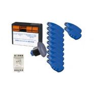 AIPHONE - Pack vigik avec DGM1 + 40781 + 11 badges PVP