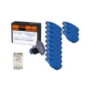 AIPHONE - Pack vigik avec DGM1 + 40781 + 12 badges PVP