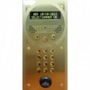 """INTRATONE - Pack complet 100 noms inox avec coffre à clés version """"basique"""" 02-0110"""