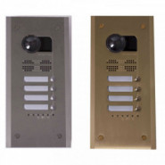 INTRATONE - Interphone visio 3G 4 boutons d'appel 05-0118