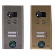 INTRATONE - Interphone visio 3G 2 boutons d'appel avec lecteur de proximité Vigik 05-0113