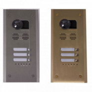 INTRATONE - Interphone visio 3G 3 boutons d'appel 05-0130