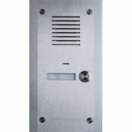 INTRATONE - Platine audio Appel gardien 1 bouton d'appel 14-0101