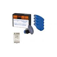 AIPHONE - Pack vigik avec DGM1 + 40781 + 4 badges PVP