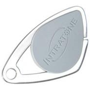 Intratone - Badge électrique - Gris