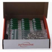 INTRATONE - Boite de 30 étiquettes électroniques Etiktronik 08-0115