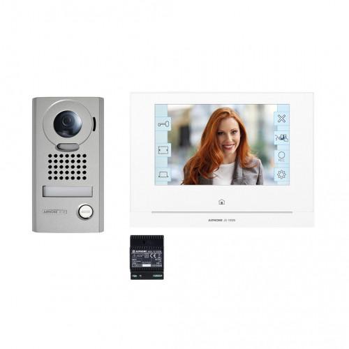Kit portier vidéo JO en saillie Wi-Fi intégré - AIPHONE