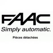 FAAC - ATTACHE ARRIERE INOX